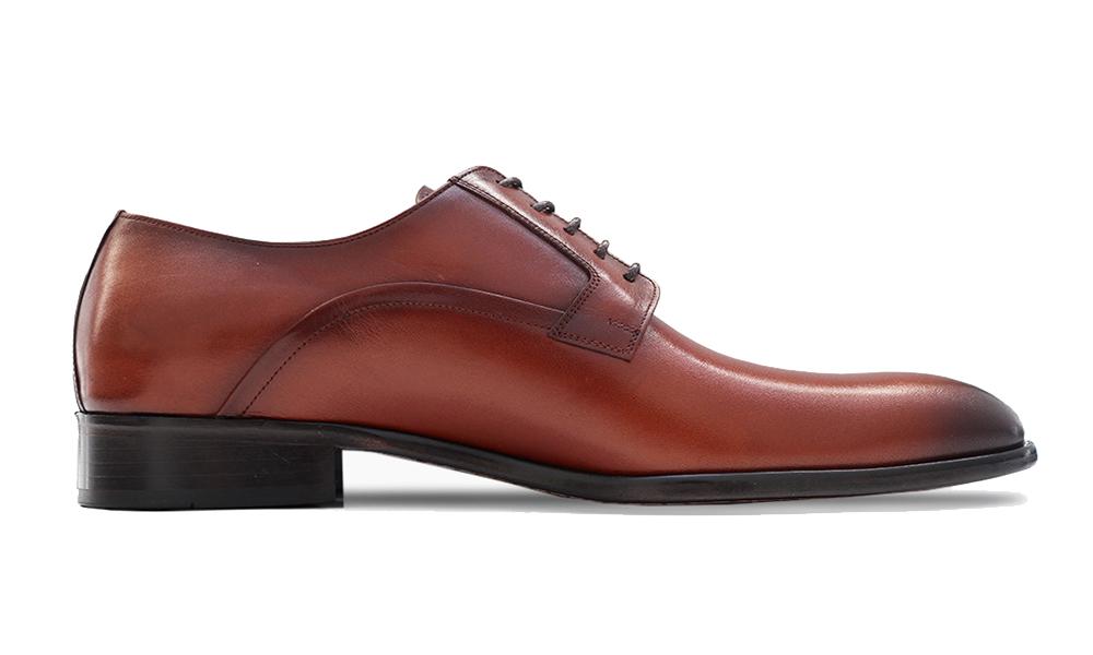 David van L. Anzüge, die sitzen! | Schuhe